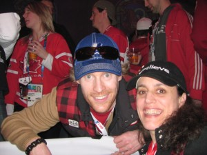 Me & Gold Medalist Jon Montgomery!