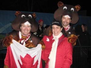 Beaver Bouffons!