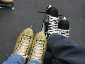Before skating