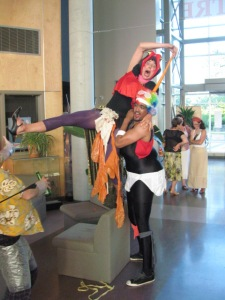 "Izafuhh & Gagon ""circus act"""
