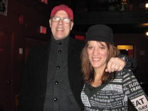 Larry Moss & Kirsten Clarkson