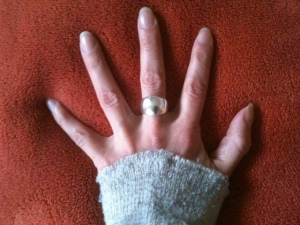 Ring from Gerda