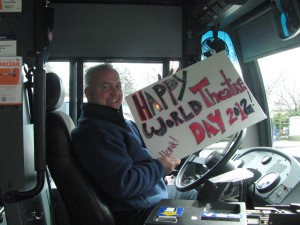 Happy West Van busdriver!