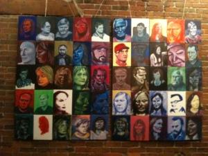 Bruce Horak portraits