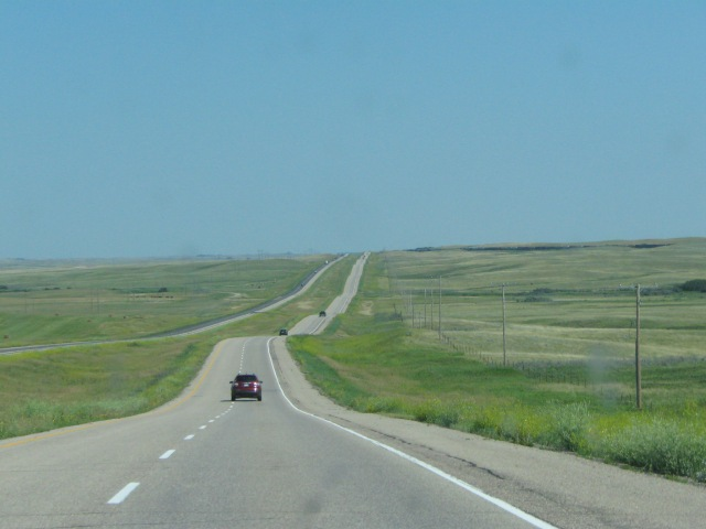 Prairie expanse...